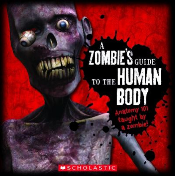 A Zombie's Guide to the Human Body [Paperback] Cover