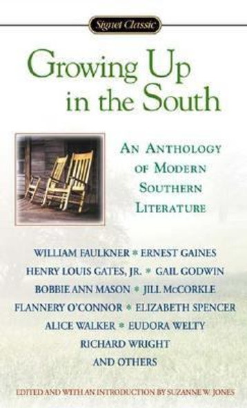 Growing up in the South [Paperback] Cover