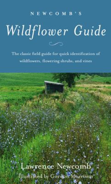 Newcomb's Wildflower Guide [Paperback] Cover