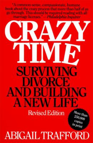 Crazy Time: Surviving Divorce and Building a New Life [Paperback] Cover