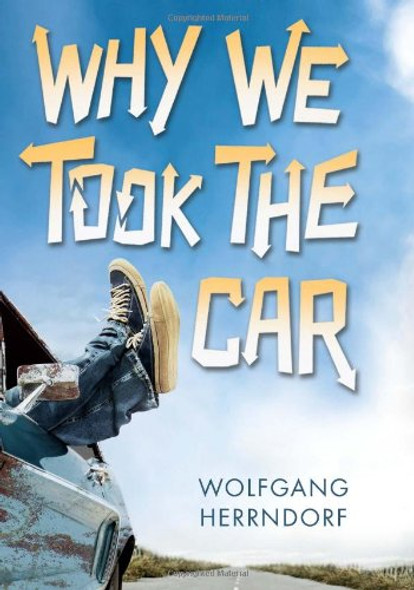 Why We Took the Car [Hardcover] Cover