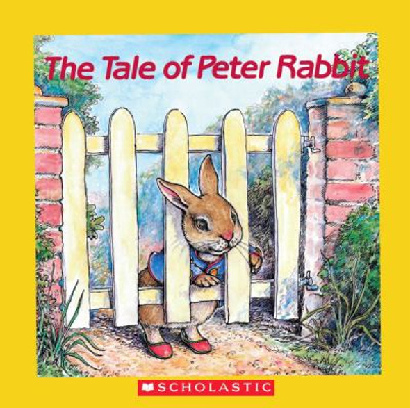 The Tale of Peter Rabbit [Paperback] Cover