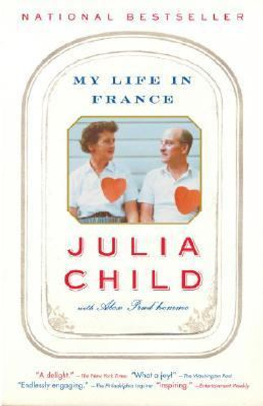 My Life in France [Paperback] Cover