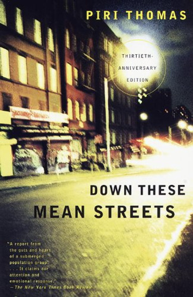 Down These Mean Streets [Paperback] Cover
