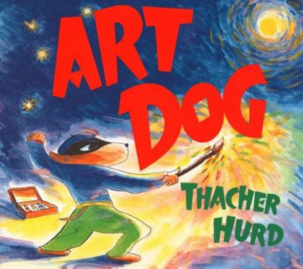 Art Dog [Paperback] Cover