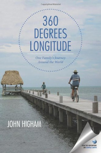 360 Degrees Longitude: One Family's Journey Around the World [Paperback] Cover