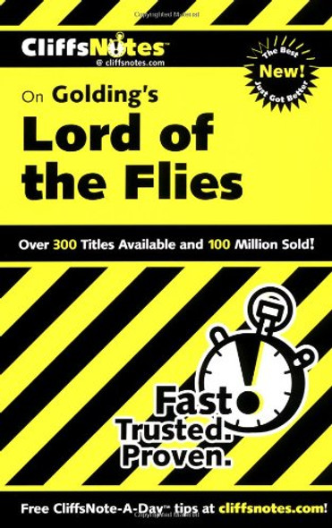 Lord of Flies ( Cliffsnotes Literature Guides ) [Paperback] Cover