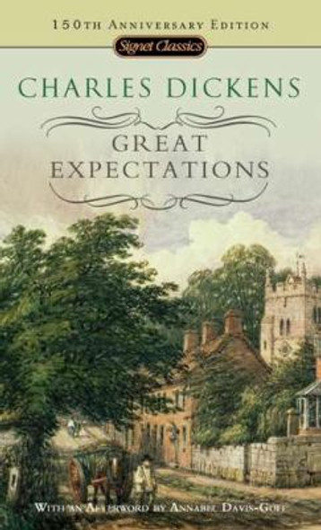 Great Expectations (Signet Classics) [Paperback] Cover
