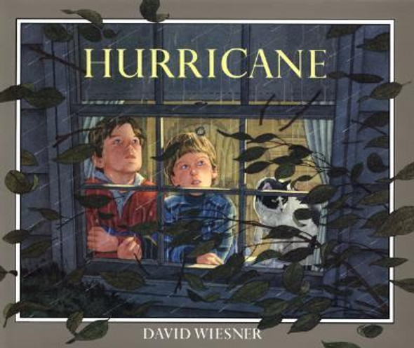 Hurricane [Hardcover] Cover