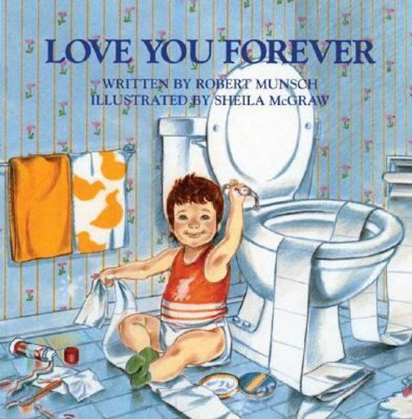 Love You Forever [Hardcover] Cover