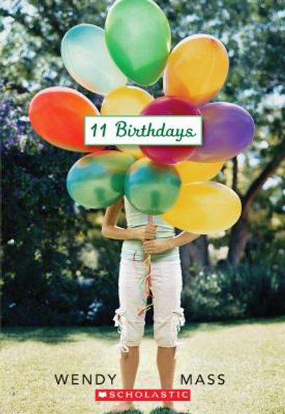 11 Birthdays [Paperback] Cover