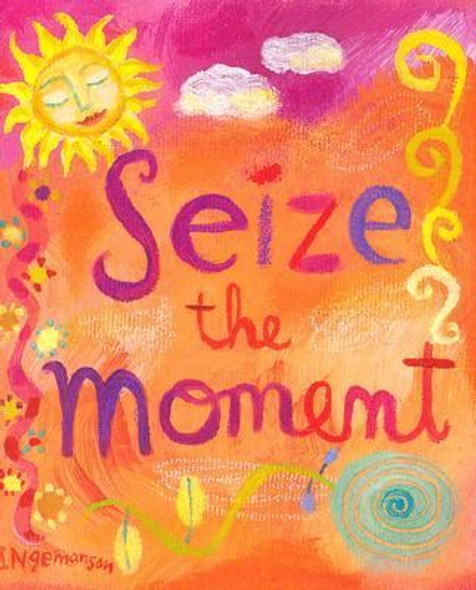 Seize the Moment [Hardcover] Cover