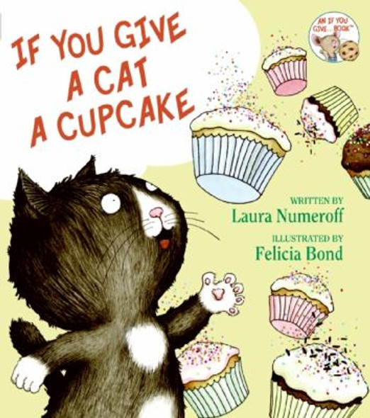 If You Give a Cat a Cupcake [Hardcover] Cover