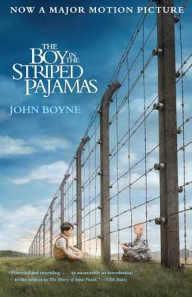 The Boy In the Striped Pajamas (Movie Tie-in Edition) [Paperback] Cover