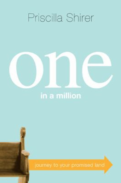 One in a Million: Journey to Your Promised Land [Paperback] Cover