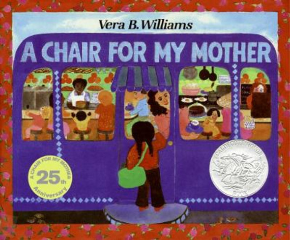 A Chair for My Mother [Paperback] Cover