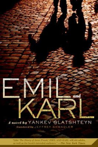 Emil and Karl [Paperback] Cover