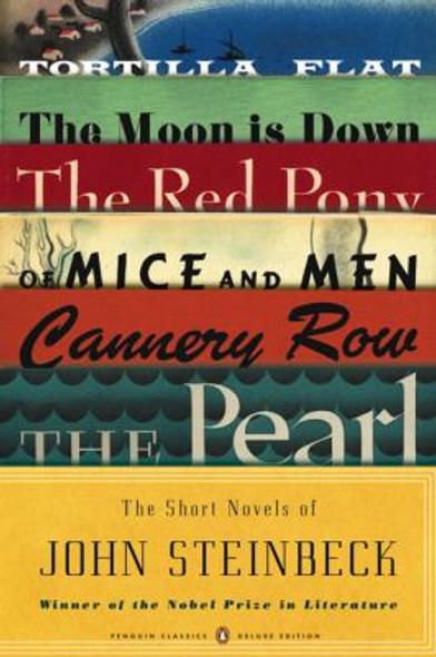 The Short Novels of John Steinbeck [Paperback] Cover