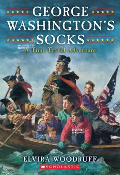 George Washington's Socks (Turtleback School & Library Binding Edition) [Library Binding] Cover