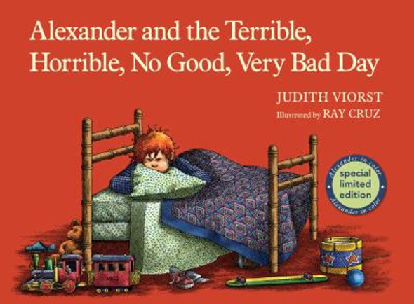 Alexander and the Terrible, Horrible, No Good, Very Bad Day [Hardcover] Cover