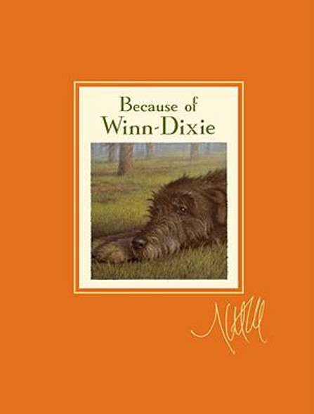 Because of Winn-Dixie [Hardcover] Cover