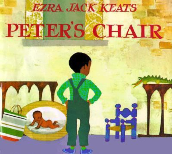Peter's Chair [Hardcover] Cover