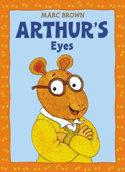 Arthur's Eyes [Paperback] Cover