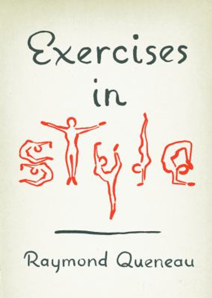 Exercises in Style [Paperback] Cover