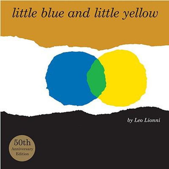 Little Blue and Little Yellow [Hardcover] Cover