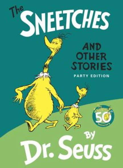 The Sneetches and Other Stories [Hardcover] Cover