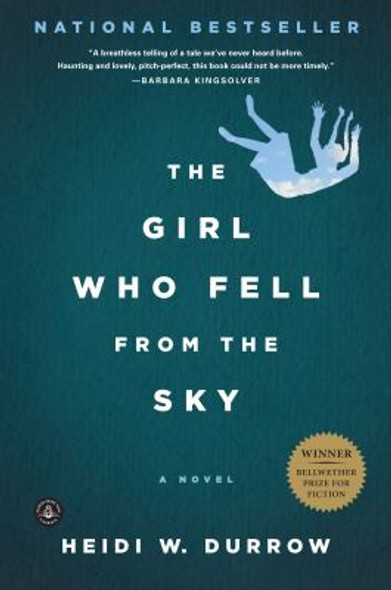 The Girl Who Fell from the Sky [Paperback] Cover
