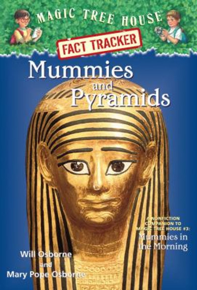 Mummies and Pyramids: A Nonfiction Companion to Mummies in the Morning [Paperback] Cover