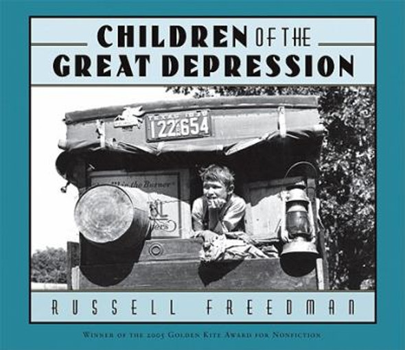 Children of the Great Depression [Paperback] Cover