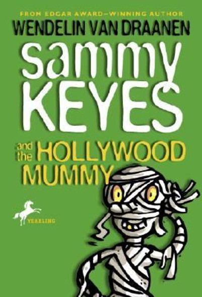 Sammy Keyes and the Hollywood Mummy [Paperback] Cover