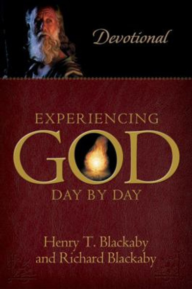 Experiencing God Day-by-Day: Devotional [Hardcover] Cover