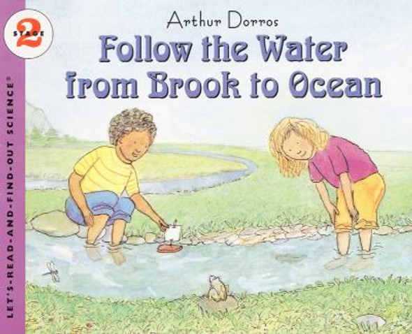 Follow the Water from Brook to Ocean [Paperback] Cover