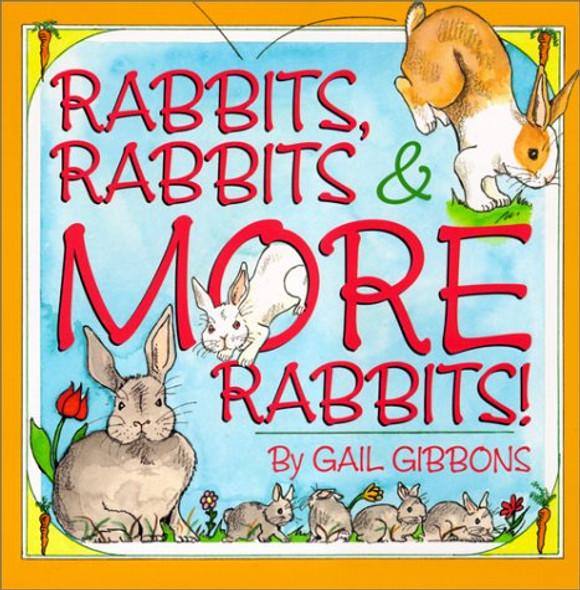 Rabbits, Rabbits & More Rabbits! [Paperback] Cover