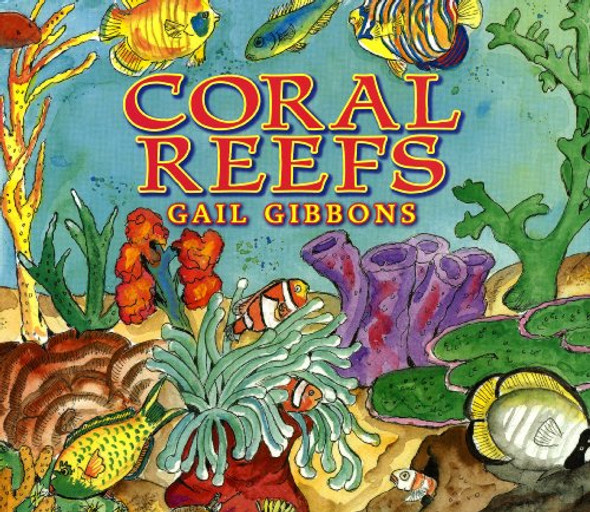 Coral Reefs [Paperback] Cover