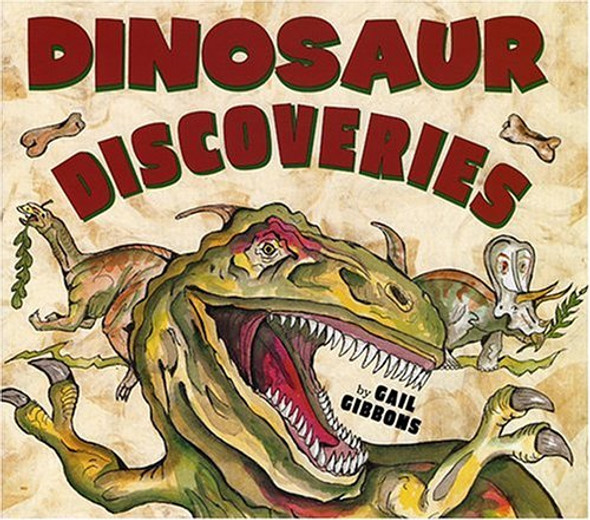 Dinosaur Discoveries [Paperback] Cover