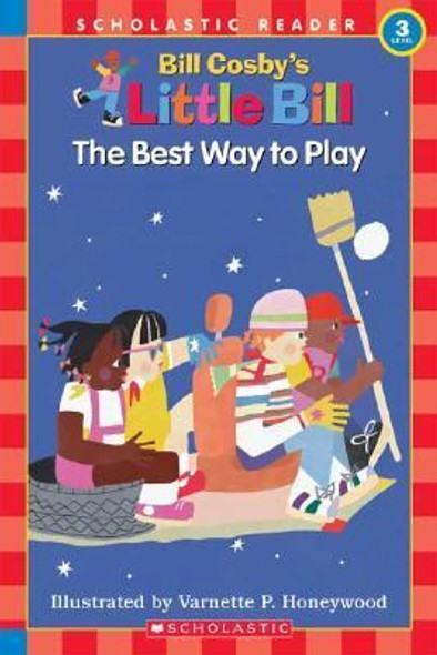 The Best Way to Play [Paperback] Cover