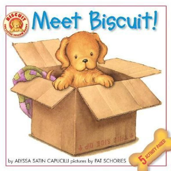 Meet Biscuit! [Paperback] Cover