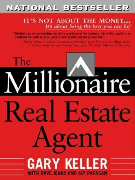 The Millionaire Real Estate Agent [Paperback] Cover