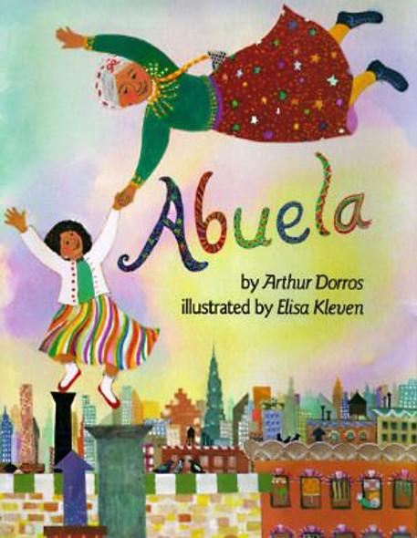 Abuela [Paperback] Cover
