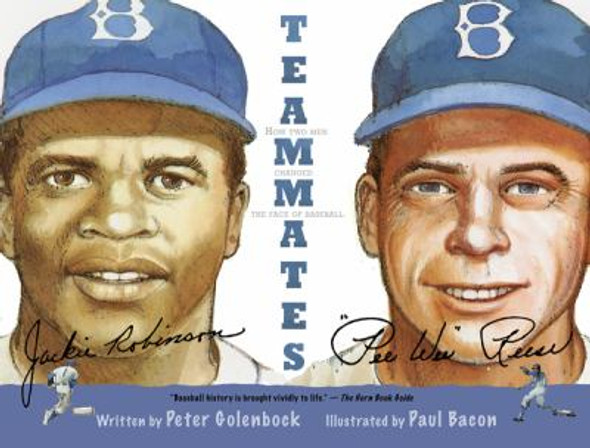 Teammates [Paperback] Cover