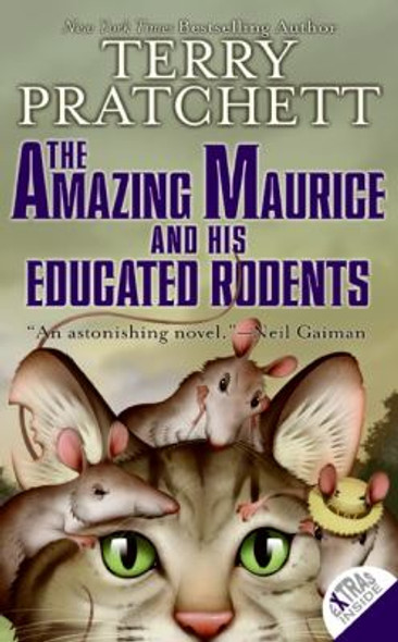 The Amazing Maurice and His Educated Rodents [Paperback] Cover