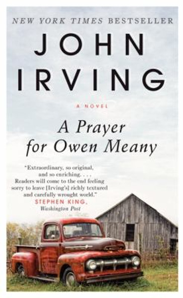 A Prayer for Owen Meany [Mass Market Paperback] Cover