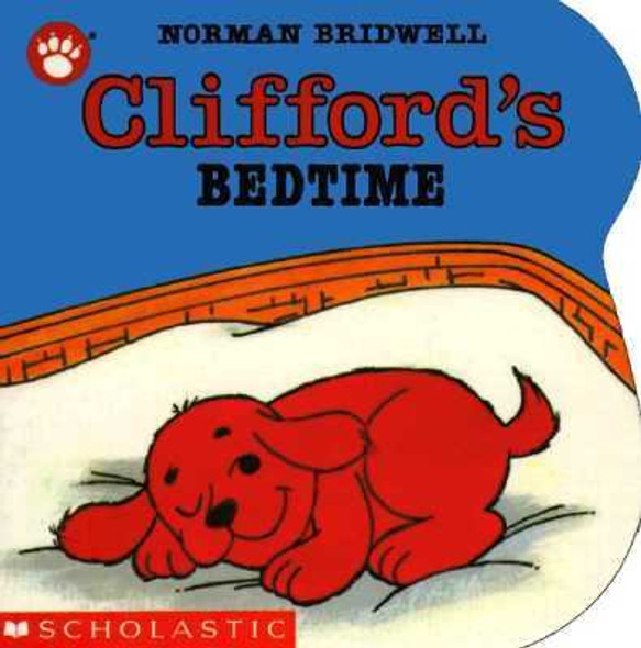 Clifford's Bedtime Cover