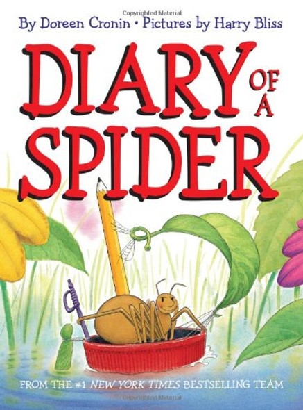 Diary of a Spider [Hardcover] Cover