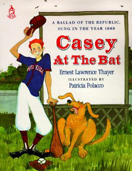 Casey At The Bat (Turtleback School & Library Binding Edition) [Library Binding] Cover