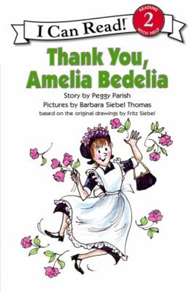 Thank You, Amelia Bedelia [Paperback] Cover
